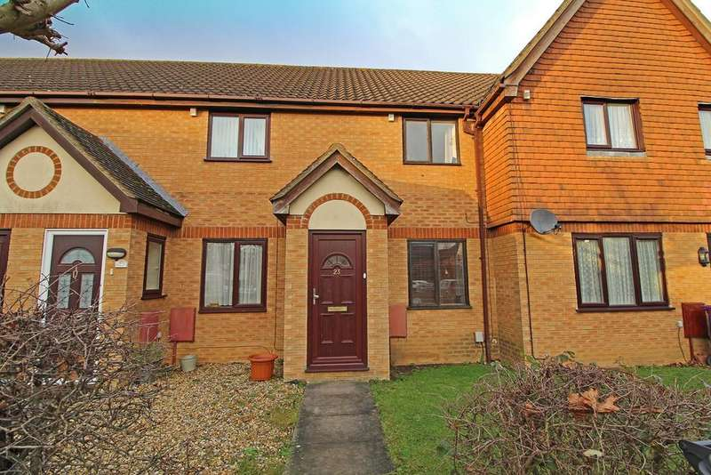 2 Bedrooms Terraced House for sale in Tabbs Close, Letchworth Garden City, SG6