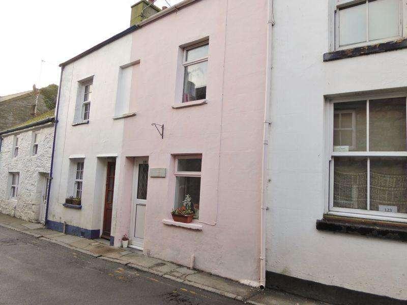 2 Bedrooms Terraced House for sale in 121 Malew Street, Castletown