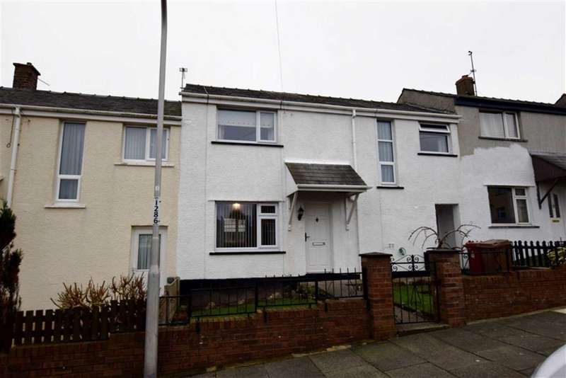 4 Bedrooms Terraced House for sale in Ribble Gardens, Barrow-in-Furness, Cumbria