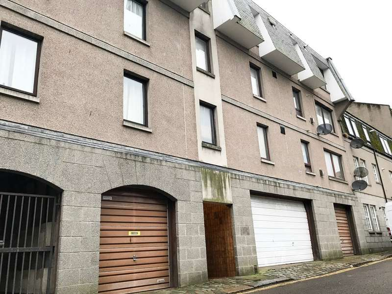 2 Bedrooms Apartment Flat for sale in Gordon Street, Aberdeen AB11