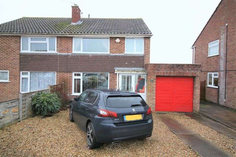 3 Bedrooms Property for sale in Holford Road, Bridgwater