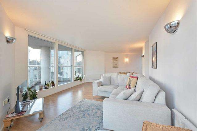 2 Bedrooms Flat for sale in Aurora Apartments, 164 Blackwell Way, Isle Of Dogs