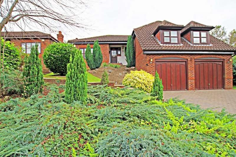 3 Bedrooms Detached House for sale in Meadow Croft, Sprotbrough, Doncaster