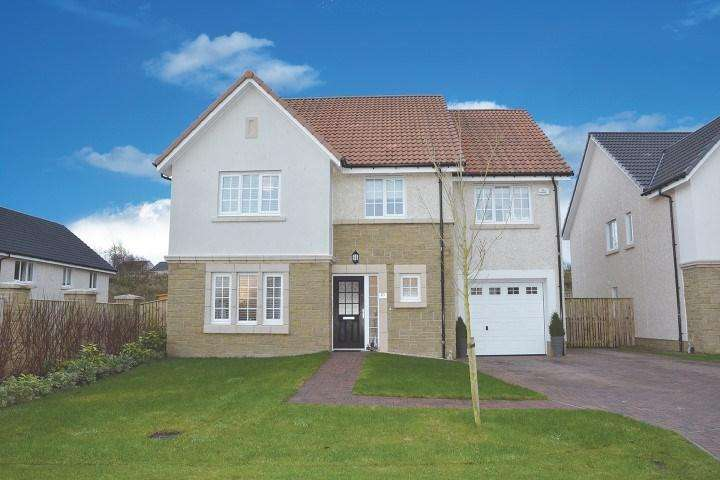 5 Bedrooms Detached Villa House for sale in James Shepherd Grove, East Kilbride, Glasgow, G75