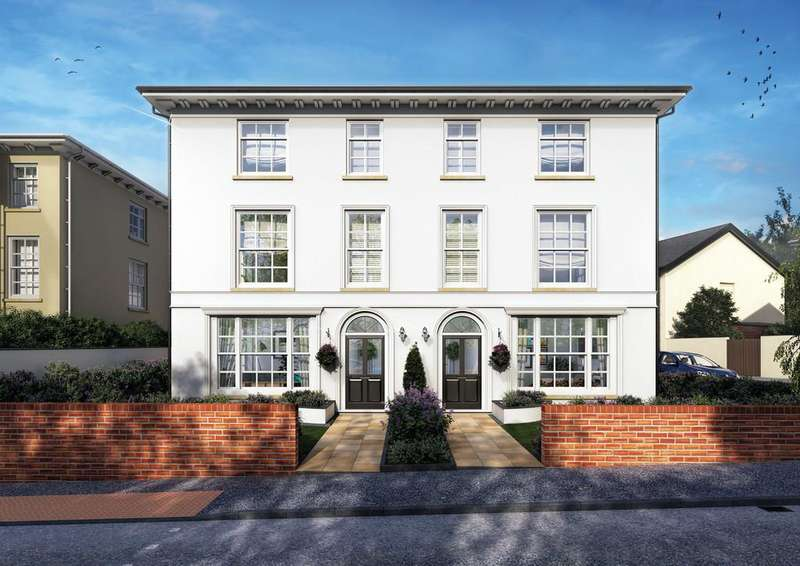 2 Bedrooms Apartment Flat for sale in Apartments at Prospect Mews, Newton Abbot