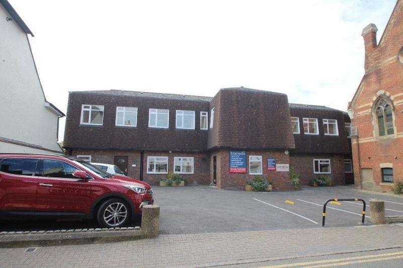 2 Bedrooms Apartment Flat for sale in Apartment 10, Croft House, East Street, Tonbridge