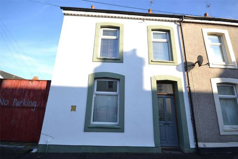 2 Bedrooms End Of Terrace House for sale in Bromfield Street, Grangetown, Cardiff, CF11