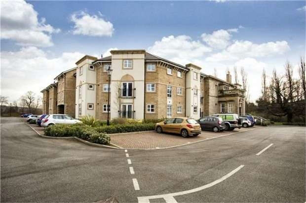 2 Bedrooms Flat for sale in Marmaville Court, Mirfield, West Yorkshire