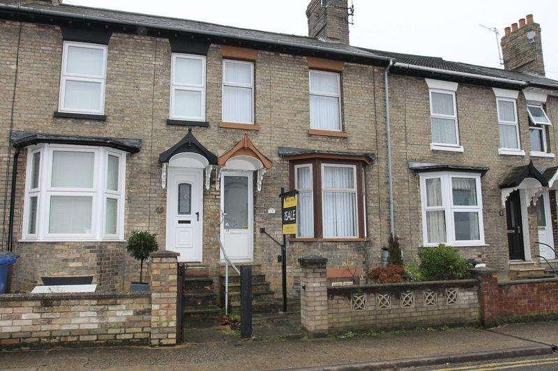 2 Bedrooms Unique Property for sale in Blomfield Street, Bury St. Edmunds