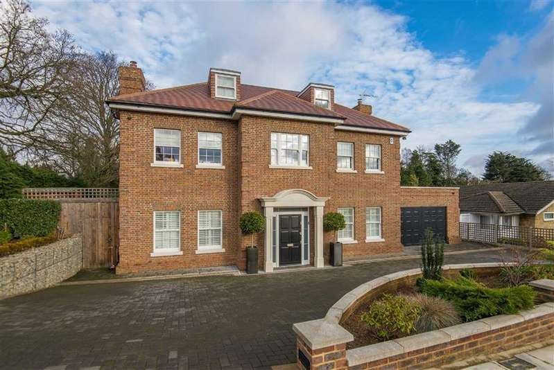 6 Bedrooms Detached House for sale in The Pastures, Totteridge, London