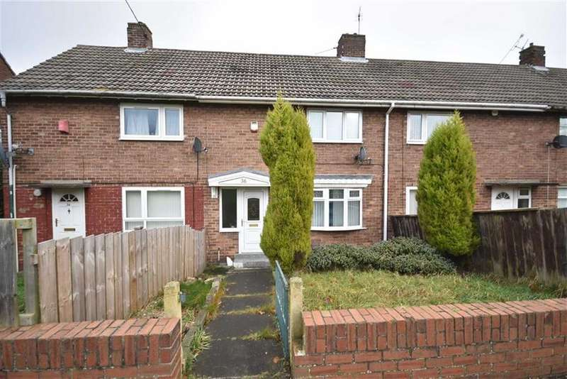 2 Bedrooms Terraced House for sale in Leam Lane