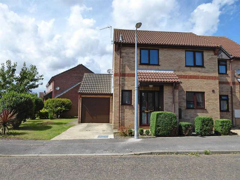 3 Bedrooms Link Detached House for sale in Worcester Road, Ipswich
