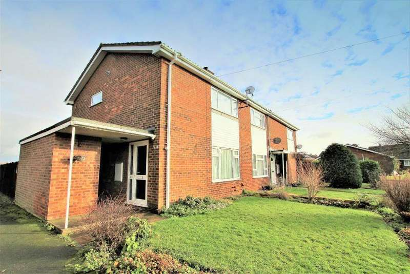 2 Bedrooms End Of Terrace House for sale in Stanbridge Way, Houghton Conquest, Bedfordshire, MK45 3LX