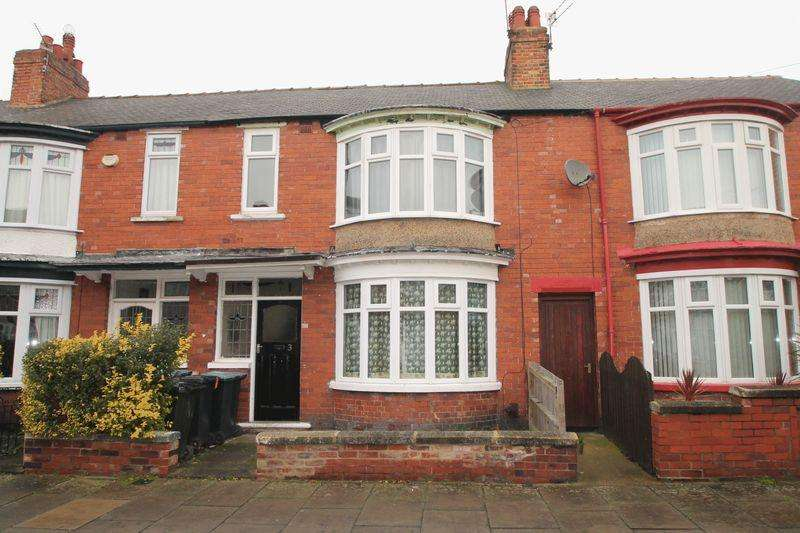 3 Bedrooms Terraced House for sale in Gorman Road, Linthorpe