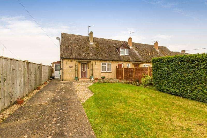 2 Bedrooms Semi Detached House for sale in Eynsham Road, Cassington