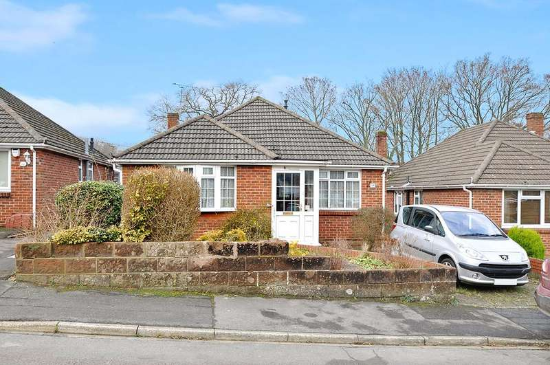 3 Bedrooms Detached Bungalow for sale in Clifton Gardens, West End, Southampton, Hampshire, SO18 3DA