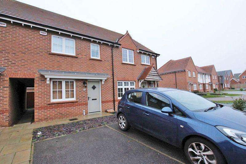 3 Bedrooms Terraced House for sale in SHELDON ROAD, SCARTHO PARK