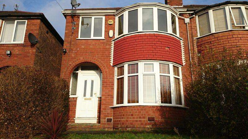 3 Bedrooms Semi Detached House for sale in Neville Road, Birmingham
