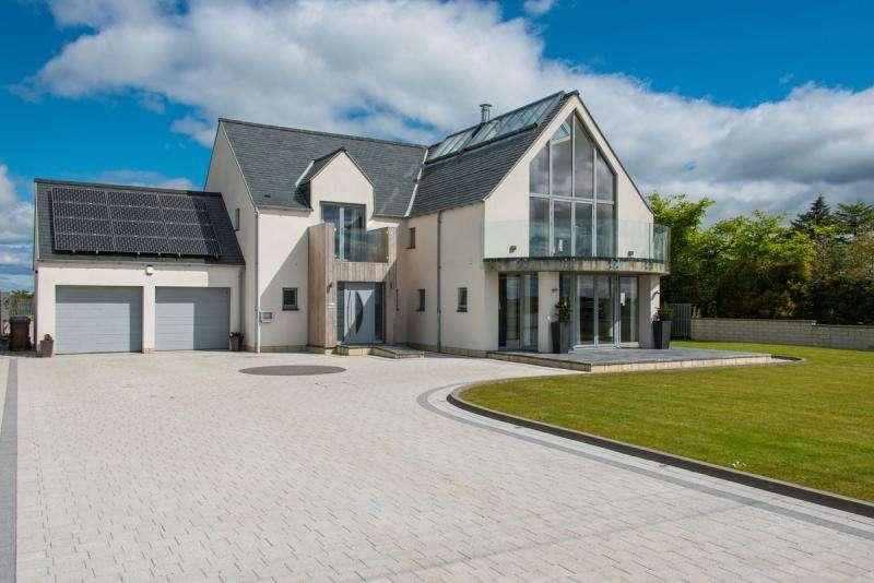 5 Bedrooms Detached House for sale in Eden, Woodside, Fife, KY8