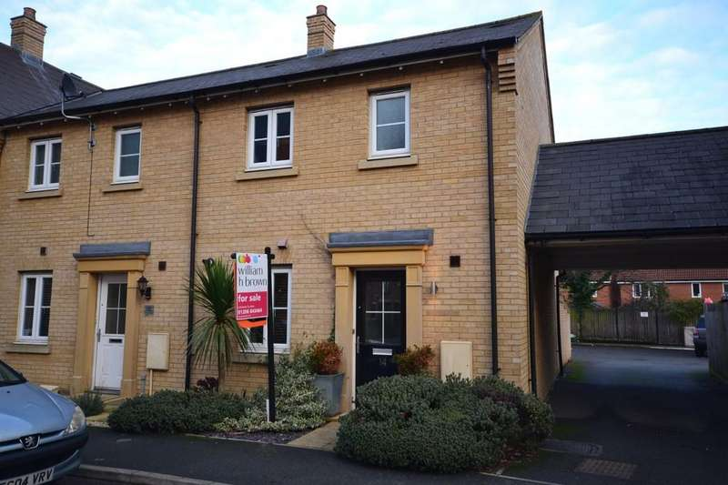 3 Bedrooms End Of Terrace House for sale in Chapman Place, Colchester