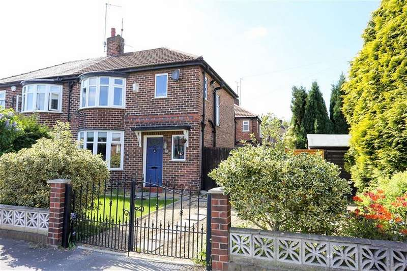 3 Bedrooms Semi Detached House for sale in Kingsway, East Didsbury, Manchester
