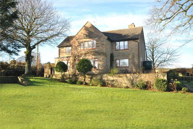 4 Bedrooms Detached House for sale in Stantway, Combe St. Nicholas, Chard, Somerset, TA20