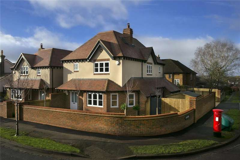 4 Bedrooms Detached House for sale in Linkside Avenue, Oxford, OX2