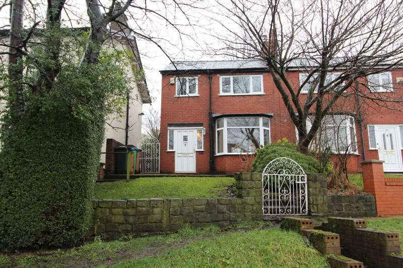 2 Bedrooms Semi Detached House for sale in Heywood Old Road, Middleton