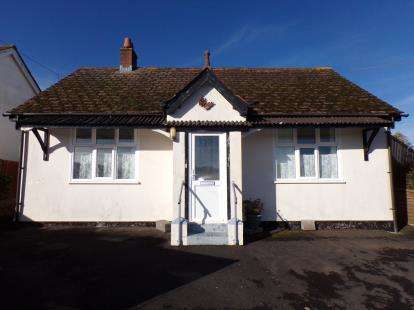 2 Bedrooms Bungalow for sale in Okehampton, Devon