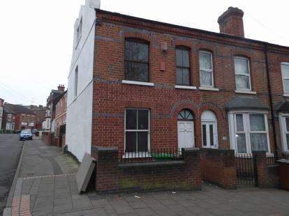 4 Bedrooms End Of Terrace House for sale in Southey Street, Radford, Nottingham, Nottinghamshire