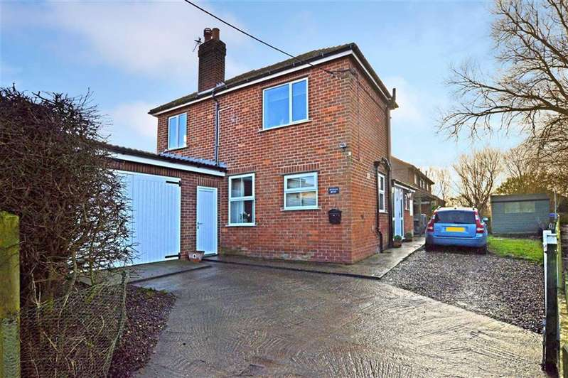 3 Bedrooms Detached House for sale in Rolston, Nr Hornsea, East Yorkshire