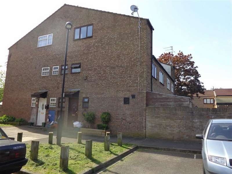 4 Bedrooms End Of Terrace House for sale in Aspen Lane, Northolt, Middlesex