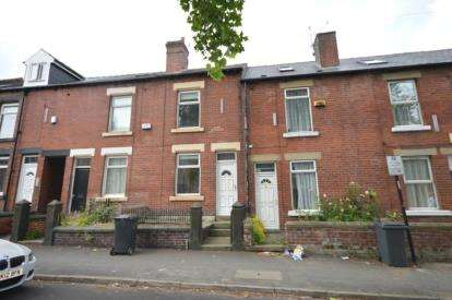 3 Bedrooms Terraced House for sale in Pomona Street, Sheffield, South Yorkshire