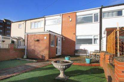 3 Bedrooms Terraced House for sale in Crossland Place, Sheffield, South Yorkshire