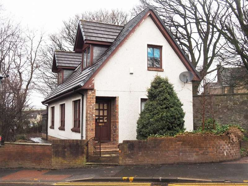 3 Bedrooms Detached Villa House for sale in 5 Townend Street, Dalry, KA24 4AA