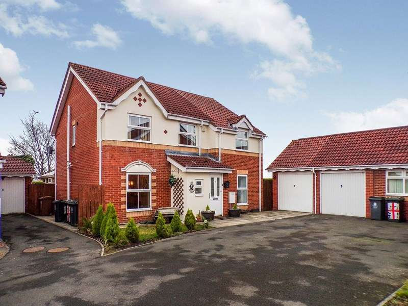 4 Bedrooms Property for sale in Woodlea, Forest Hall, Newcastle upon Tyne, Tyne and Wear, NE12 9BG