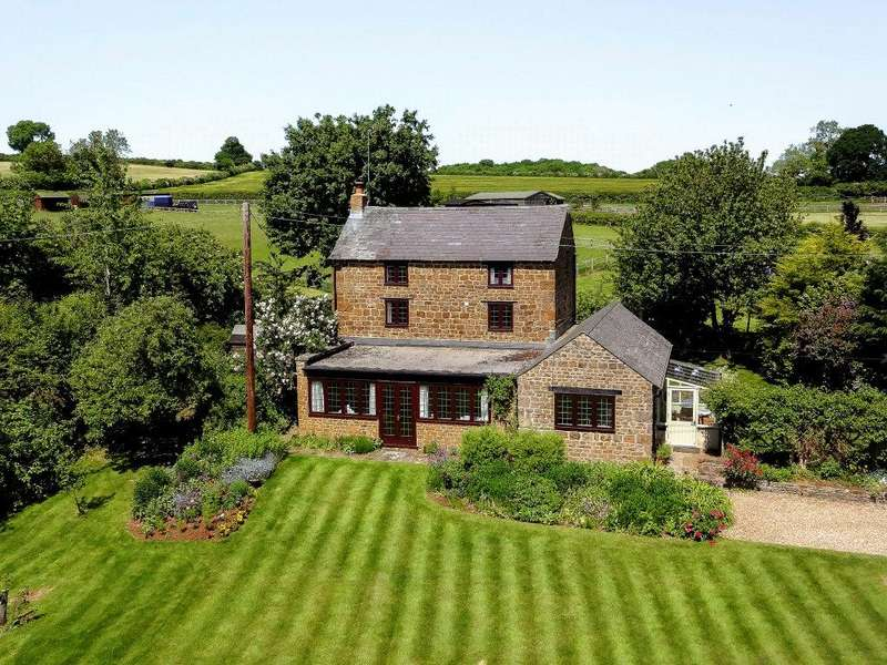 3 Bedrooms Detached House for sale in North Newington, Banbury, Oxfordshire