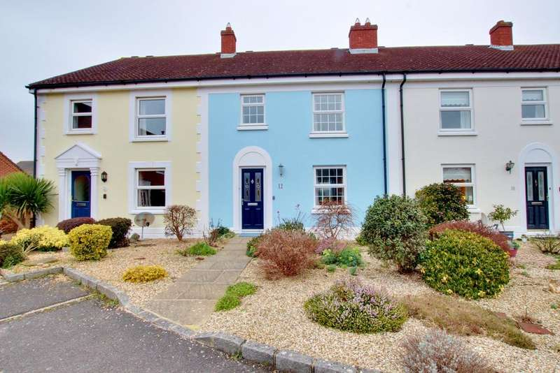 3 Bedrooms Terraced House for sale in Emsworth