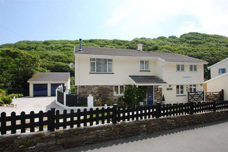 7 Bedrooms Detached House for sale in Boscastle, Bude