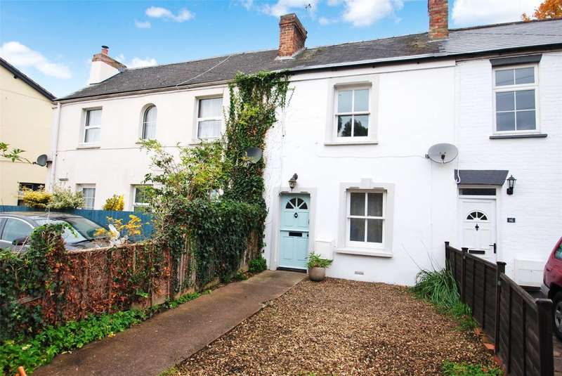 2 Bedrooms Terraced House for sale in Staplegrove Road, Taunton