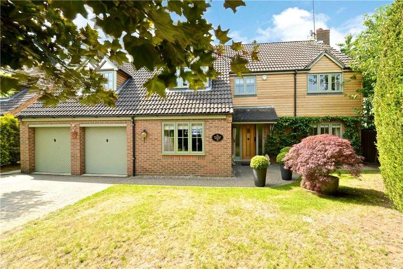 4 Bedrooms Detached House for sale in Shepherds Mead, Leighton Buzzard, Bedfordshire