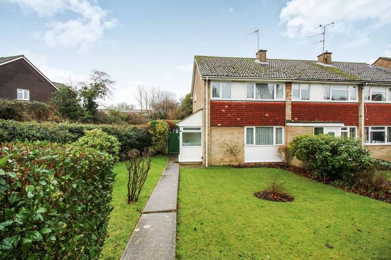 3 Bedrooms End Of Terrace House for sale in North Heath Lane, Horsham