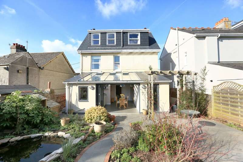 5 Bedrooms Detached House for sale in Oreston, Plymouth