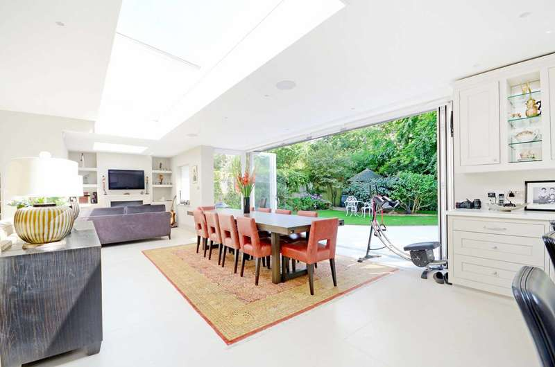 5 Bedrooms House for rent in York Avenue, East Sheen, SW14