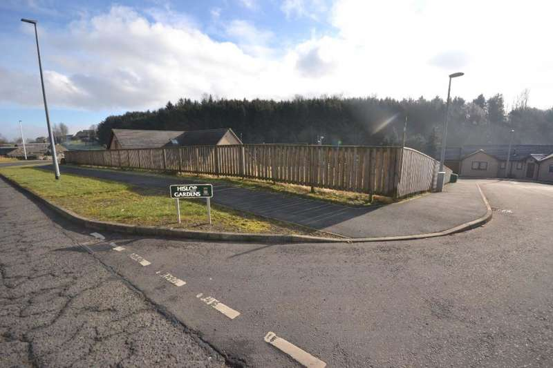 Property for sale in Plot No 1, Hislop Gardens Hawick, TD9 8PH