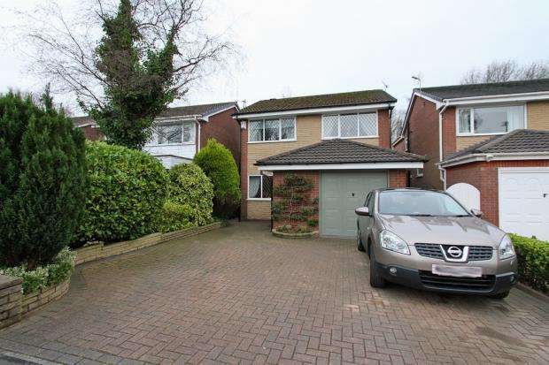 4 Bedrooms Detached House for sale in Newlyn Drive Ashton In Makerfield Wigan