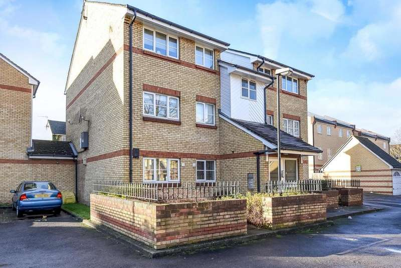 2 Bedrooms Flat for sale in Heddington Grove, Holloway