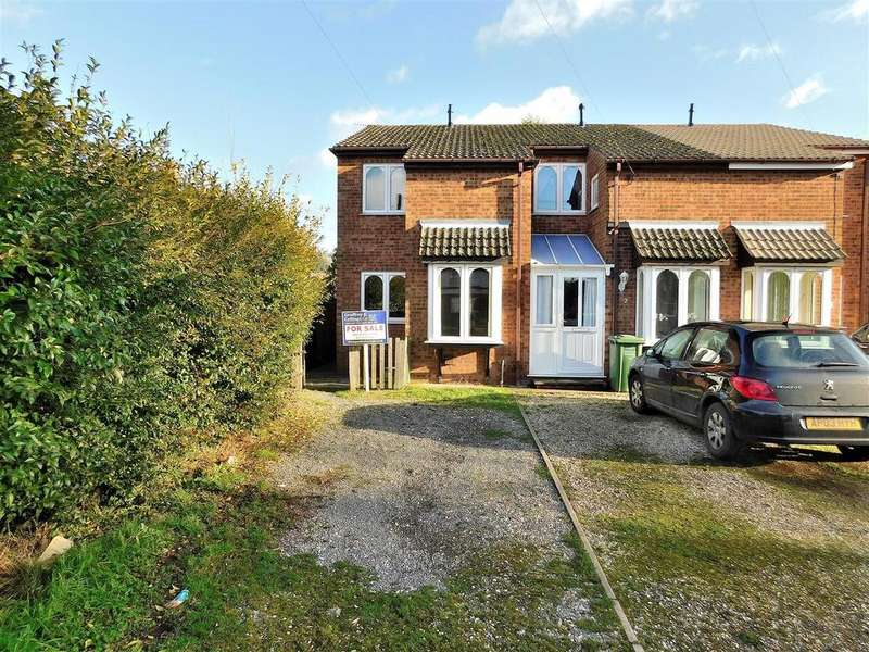 2 Bedrooms Semi Detached House for sale in Harewood Parade, King's Lynn