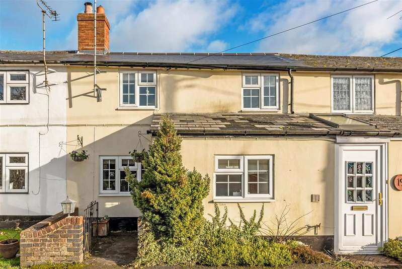 3 Bedrooms Terraced House for sale in Eastsands, Burbage, Marlborough