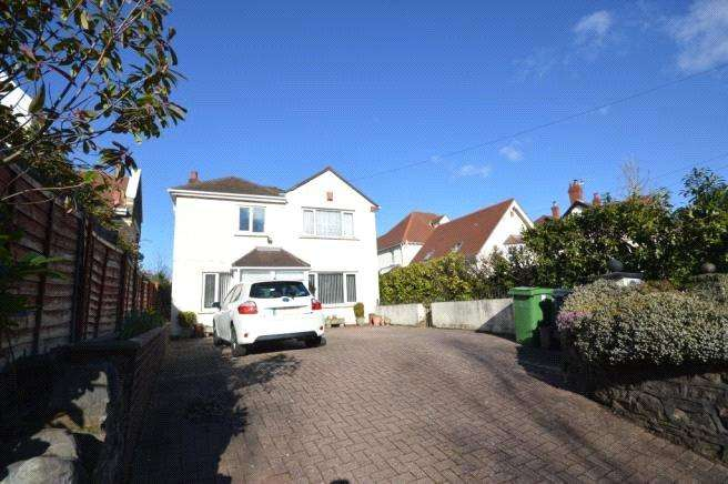 3 Bedrooms Detached House for rent in Hollybush Road, Cardiff, Caerdydd, CF23